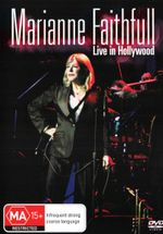 Marianne Faithfull : Live in Hollywood - Marianne Faithfull