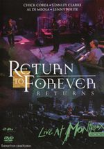 Return to Forever Returns : Live at Montreux 2008 - Christine Strand