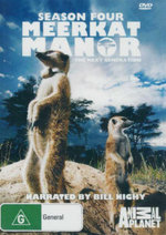 Meerkat Manor - The Next Generation : The Complete Series 4 - Stockard Channing