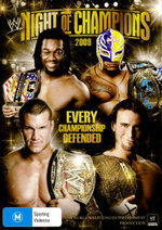 Night of Champions 2009 : WWE - Jeff Hardy