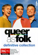 Queer as Folk : Definitive Collection - Craig Kelly