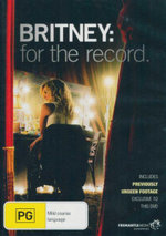 For the Record Brittney Spears - Britney Spears