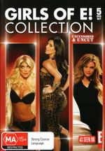 The Girls of E! Collection : Uncensored & Uncut - 5 Disc Set - Victoria Silvstedt