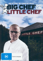 Heston Blumenthal : Big Chef Takes On Little Chef - Heston Blumenthal
