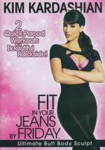 Fit In Your Jeans By Friday : Ultimate Butt Body Sculpt - Patrick Goudeau