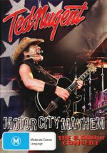 Ted Nugent : Motor City Mayhem : The 6,000th Concert