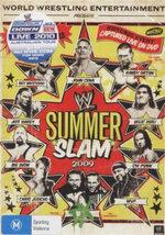 Summerslam 2009 : WWE