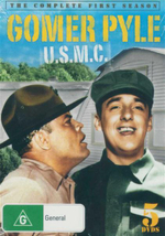 Gomer Pyle U.S.M.C. - The Complete First Season - Forrest Compton