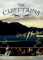 The Chieftains : Live At Montreux 1997