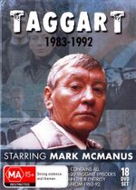 Taggart : The Complete Collection - Mark McManus