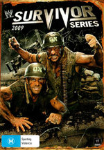 WWE : Survivor Series 2009 - John Cena