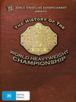 WWE :The History of the World Heavyweight Champion : 1905 - 2009 - Dory Funk Jr