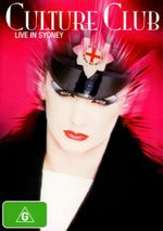 Culture Club : Live In Sydney