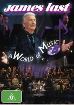 James Last : A World Of Music - Stanley Dorfman