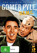 Gomer Pyle U.S.M.C. - The Second Season : Season 2 - Jim Nabors