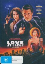 Love at Large : Love Is So Hard to Find. You Have To Hire A Detective. - Elizabeth Perkins