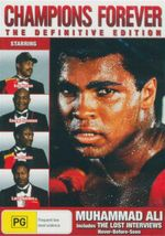 Champions Forever : The Definitive Edition - Muhammad Ali
