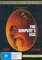 Serpents Egg : Distinction Series - David Carradine