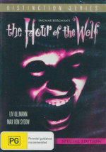The Hour Of The Wolf : Special Edition : Distinction Series - Liv Ullmann