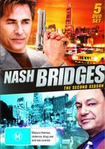Nash Bridges : Season 2 - Cheech Marin