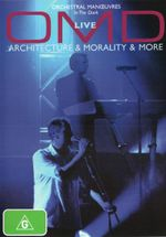 OMD Live : Architecture & Morality & More