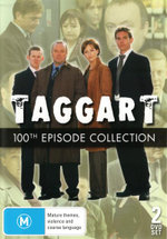 Taggart : 100th Episode Collection - Blythe Duff