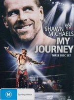 Shawn Michaels : My Journey : WWE : 3 Disc Set - Kevin Dunn