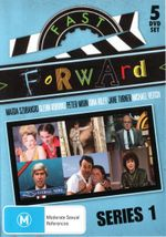 Fast Forward : The Complete Series 1 - Ernie Dingo