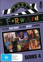Fast Forward : The Complete Series 4 - Steve Vizard