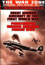 The War Zone : Great German Aircraft Of WW1/Paratrooper German Airbourne Forces WWII