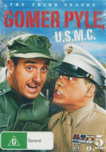 Gomer Pyle U.S.M.C. - The Third Season - Frank Sutton