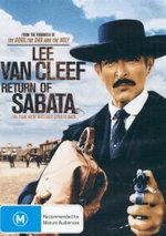 Return of Sabata - Giampiero Albertini