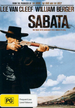 Sabata - William Berger