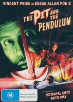 The Pit and the Pendulum : Betrayal Cuts Both Ways - Vincent Price