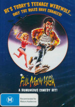 Full Moon High : He's Today's Teenage Werewolf... Only The Rules Changed! - Joanne Nail