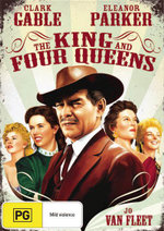 The King and Four Queens - Jean Willes