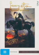 Frazetta : Painting With Fire : Special Edition : 2 DVD Set - Frank Frazetta