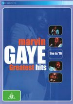 Marvin Gaye Greatest Hits : Live In 1976 - Marvin Gaye