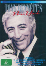 Tony Bennett's New York - Leslie Woodhead