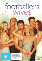 Footballers Wives - The Complete First Series : Episodes 1 - 8 - Gary Lucy