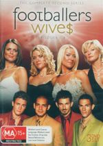 Footballers Wives - The Complete Second Series : Episodes 1 - 8 - Gillian Taylforth
