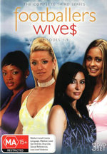 Footballers Wives - The Complete Third Series : Episodes 1 - 9 - Gillian Taylforth
