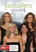 Footballers Wives - The Complete Fourth Series : Episodes 1 - 9 - Gillian Taylforth