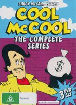 Cool McCool : The Complete Series (3 Disc Set)