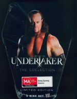 WWE - Undertaker : The Collection (Limited Edition) - Kevin Dunn