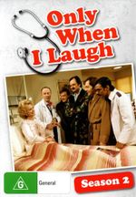 Only When I Laugh : Season 2 - James Bolam