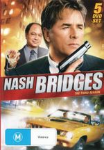 Nash Bridges : Season 3 - Cheech Marin