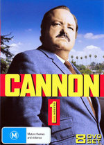 Cannon : Season 1 - William Conrad