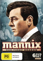 Mannix : The First Season - Mike Connors