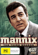 Mannix - Season 3 - Gail Fisher